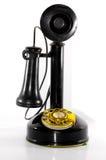 Téléphone 2 de cru images stock