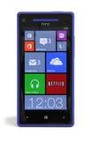 Téléphone 8 de Windows images stock
