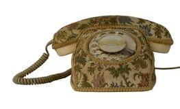 Téléphone avec le cache Photos stock