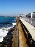 Téléphone Aviv Port Image libre de droits