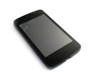 Téléphone cassé Image stock