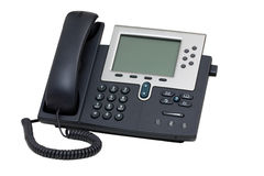 Téléphone d'affaires Photographie stock