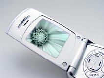 Téléphone d'appareil-photo photographie stock