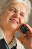 téléphone d'appel Images stock