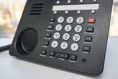 Téléphone d'IP photo libre de droits