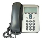 Téléphone d'IP de voix Images stock