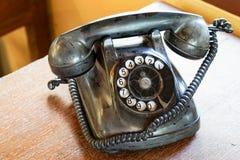 Téléphone dans le style de vintage Images libres de droits