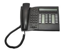 Téléphone de bureau Images stock