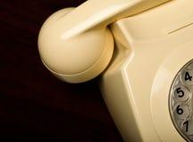 Téléphone de cadran rotatoire Photographie stock