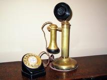 Téléphone de chandelier Image libre de droits