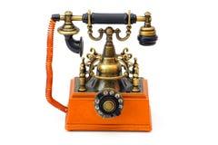Téléphone de cru Images stock