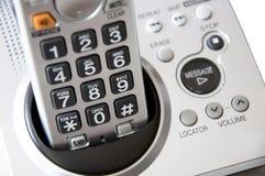 Téléphone de Digitals Photographie stock