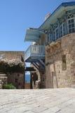téléphone de jafo de l'Israël d'aviv Photo libre de droits
