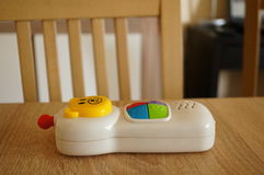 Téléphone de jouet Image stock