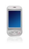 Téléphone de PDA Illustration de Vecteur