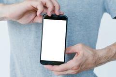 Téléphone de programmation mobile de développement de logiciel d'APP images stock