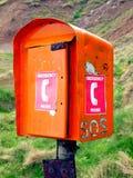 Téléphone de secours photos libres de droits