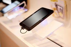 Téléphone de tablette Photographie stock