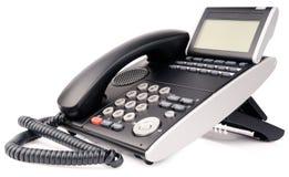 Téléphone digital de multi-bouton de bureau photo libre de droits