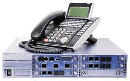 Téléphone et commutateur de Digitals photos stock