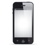 Téléphone intelligent Photographie stock libre de droits