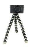 Téléphone intelligent d'omni de trépied réglable de direction photo libre de droits