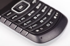 Téléphone mobile Photographie stock libre de droits