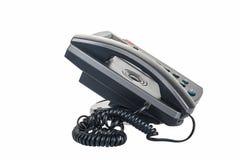 Téléphone moderne du  k de blaÑ Photos stock
