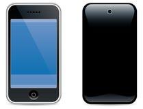 Téléphone portable 1 Images libres de droits