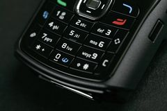 Téléphone portable image stock