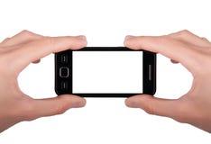 Téléphone portable 2 Photographie stock libre de droits