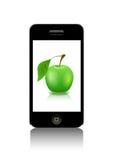Téléphone portable. Photo libre de droits