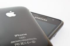 Téléphone portable Photos stock