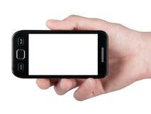 Téléphone portable 4 Photos libres de droits