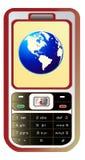téléphone portable Photo stock