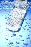 Téléphone portable Photographie stock libre de droits