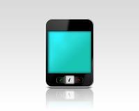 Téléphone portable abstrait Photographie stock libre de droits