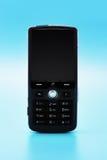 Téléphone portable (chemin de découpage) Images stock