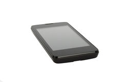 Téléphone portable d'écran tactile Photographie stock