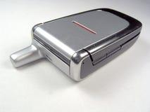 Téléphone portable d'interpréteur de commandes interactif de palourde Images libres de droits
