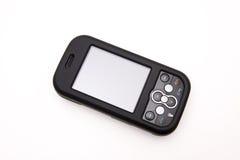 Téléphone portable d'isolement photographie stock libre de droits