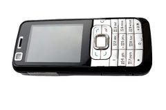 Téléphone portable de Оld Photos stock