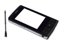 Téléphone portable de PDA Images stock