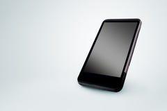 Téléphone portable générique avec l'écran vide Images libres de droits