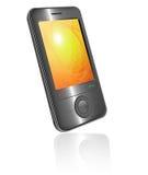 Téléphone portable mobile. Photos libres de droits