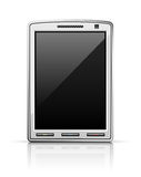 Téléphone portable moderne Illustration de Vecteur
