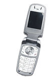 Téléphone portable utilisé photos stock