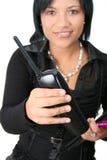 Téléphone pour vous images stock