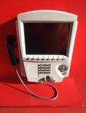 Téléphone public Photos libres de droits
