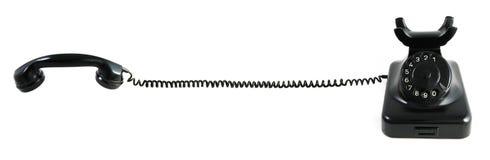 téléphone rétro Photo stock